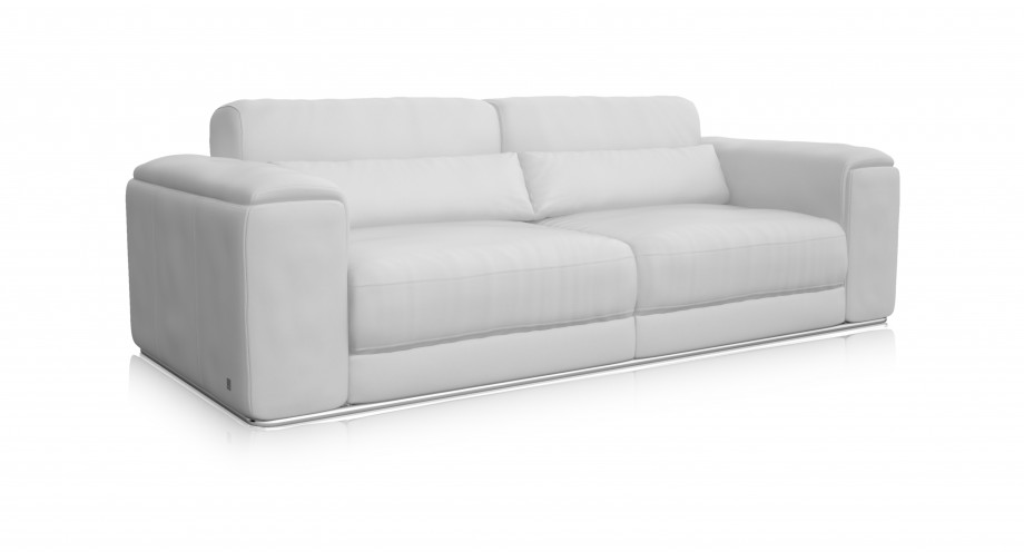 petronia white T lounge sofa miotto furniture