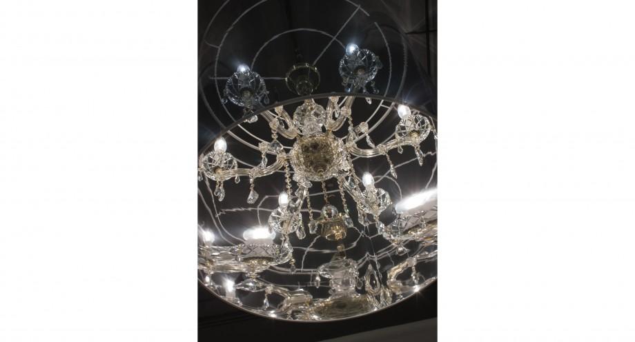 Iria pendant lamp miotto design
