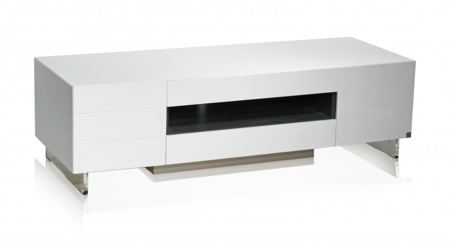 SORIANO TV CAB WHITE Miotto Design