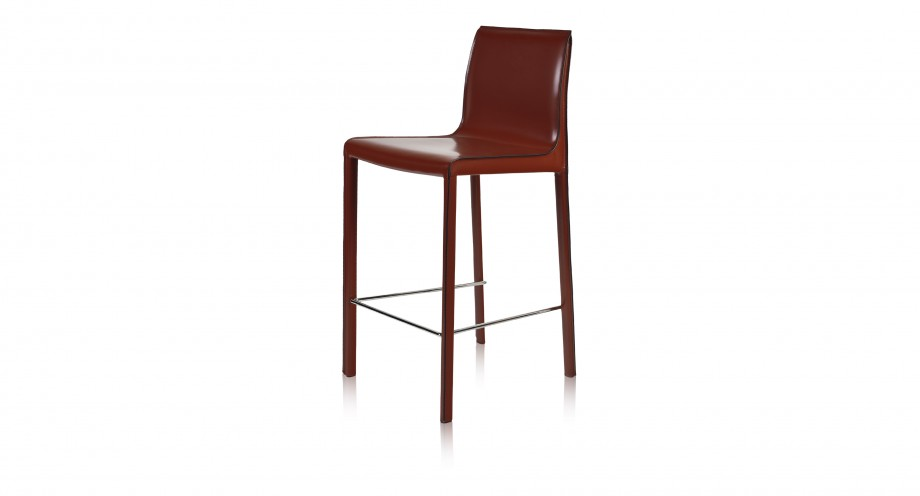 Ardini bar stool burgundy miotto furniture t