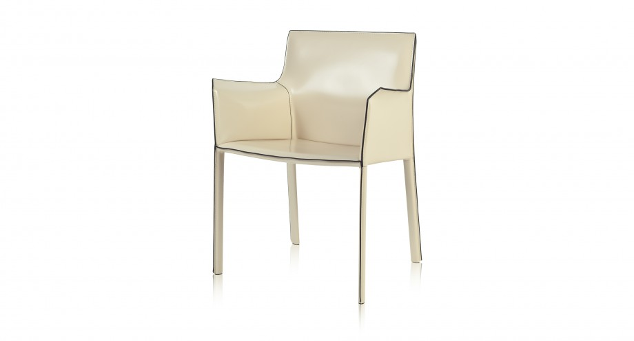 Ardini arm dining chair beige miotto furniture t