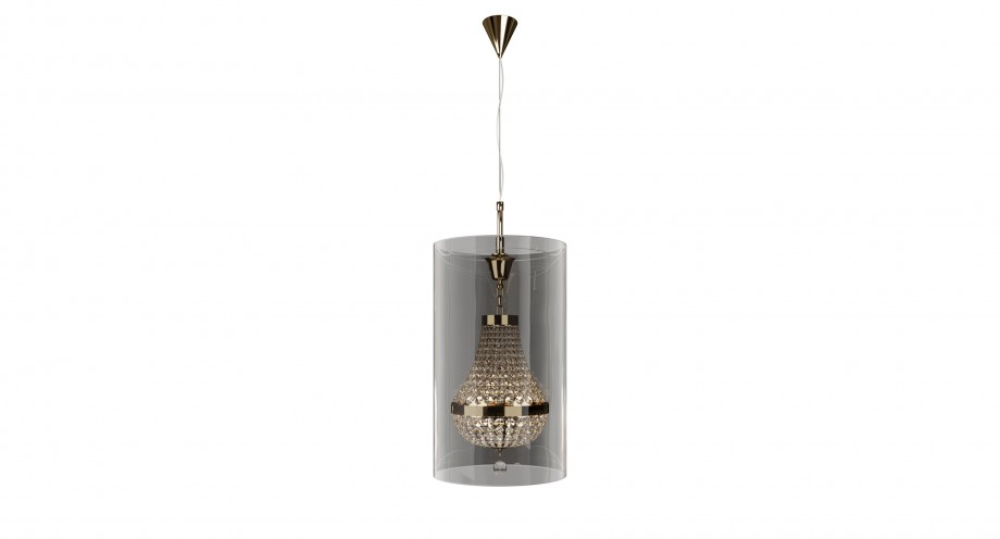 Iria VTCL pendant lamp chandelier miotto accessori