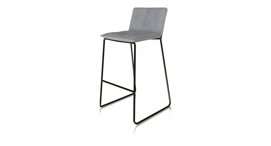 dateo stool grey miotto dining furniture