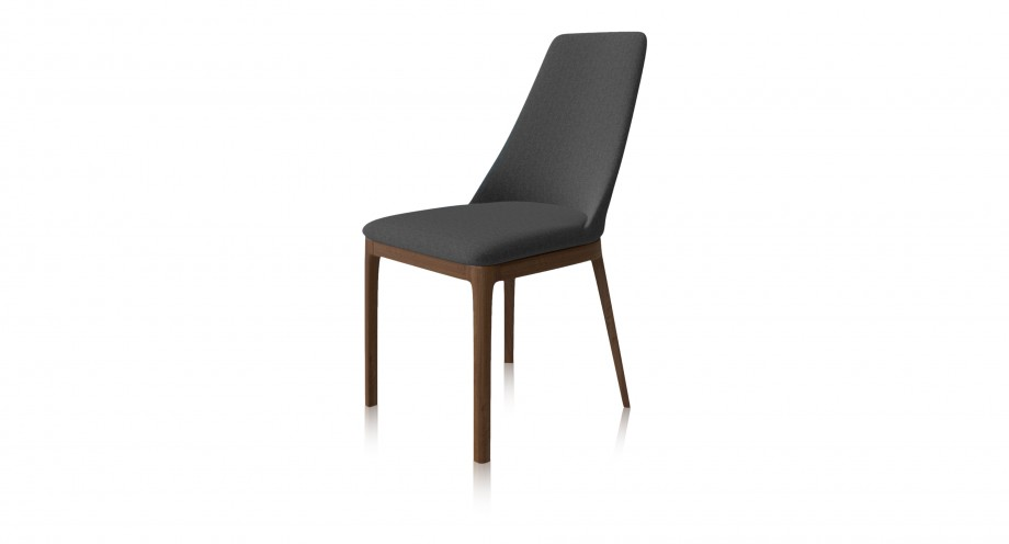 Romeo dark dining chair miotto furniture