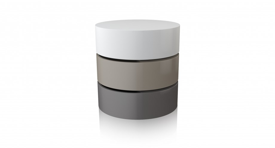 triano side table, miotto design furniture