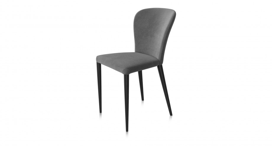 Pavia F dining chair grey