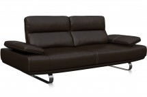 assago brown T lounge sofa miotto furniture