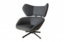 Sepino leisure chair miotto design lounge furnitur